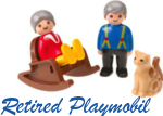 Retired Playmobil