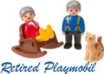 Retired Playmobil