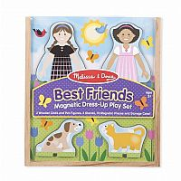 Best Friends Magnetic Play Set
