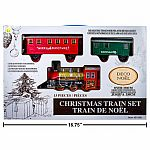 Christmas Train Set 13pc