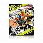 Art With Edge: Justice League