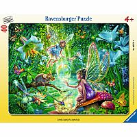 40pc Frame: Fairy Magic