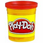 Play Doh Can (assrt colors)