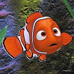 3x49pc Finding Nemo: In the Aquarium