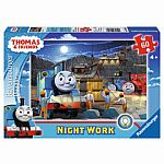 60pc Thomas Glow In the Dark Night Work