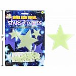 Glow in the Dark Stars 25 pc