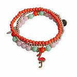 Hot Tropics 3 Pcs Bracelet Set