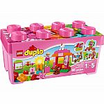 10571 LEGO DUPLO All-in-One-Pink-Box-of-Fun - Duplo
