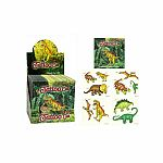 Dinosaur II Tattoos-4 Sheets