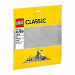 10701 - Classic Gray Baseplate