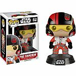 Star Wars EP7's Poe Dameron - Pop! Vinyl Figure