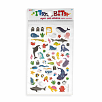 Itsy Bitsy Stickers - Marine Friends