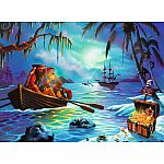 Moonlit Mission 300pc Puzzle