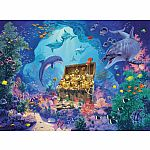 300pc Deep Sea Treasure (Large Format)