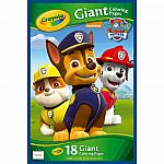 Crayola Paw Patrol Colour Pages