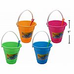 "9"" Bucket and shovel pail"