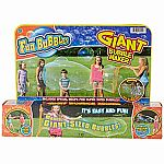Fun Bubble Giant Bubble Maker