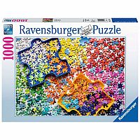 1000pc The Puzzler's Palette