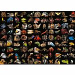 99 Stunning Animals National Geographic (1000pc)