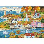 500pc  By Land & Sea (Large Format)