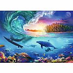 1000pc Catch a Wave