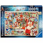 1000pc Christmas is Coming!