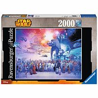 2000pc Star Wars Universe
