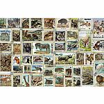 3000pc Animal Stamps