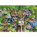 1000pc Bird Village