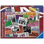 1000pc Beatles: Tickets