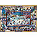 1000pc Canadian Winter