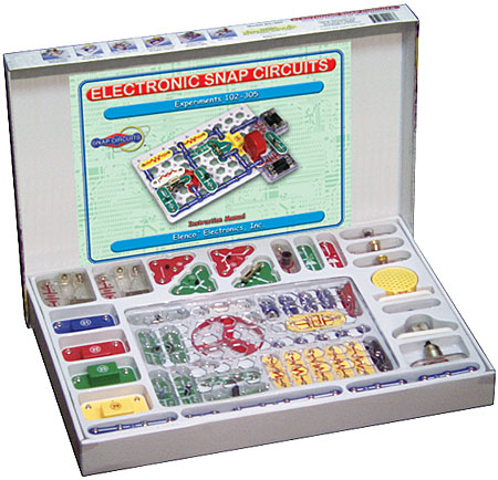elenco snap circuits 300 in 1 the granville island toy company Snap Circuits Light snap circuits user manual
