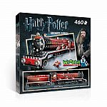 Harry Potter Hogwarts Express 3-D Puzzle