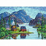 1000pc The Saguenay Fjord
