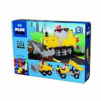 Plus Plus: 220pc Construction Set