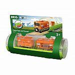 Brio Cargo Train & Tunnel