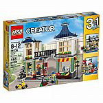 31036 - Creator Toy and Grocery Shop