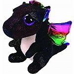 Beanie Boo Anora Black Dragon Medium