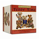 Teddy Time Stacking Box & Book