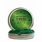 Crazy Aaron's Putty: Precious Gems Emerald 3""