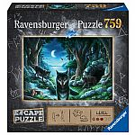 759pc Escape Pz Curse of Wolves