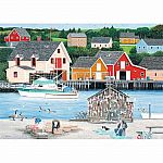 1000pc Fisherman's Cove