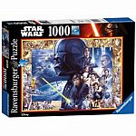 1000pc Star Wars Darth Vader