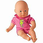 "Les Mini Bath Doll 8"" (Styles Will Vary)"