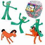 Gumbitty - Mini Gumby / Pokey