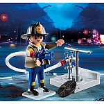 4795 - Fireman With Hose