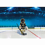 5072 - NHL Bruins Goalie