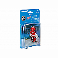 5076 - NHL Red Wings Goalie