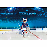 5081 - NHL Rangers Goalie