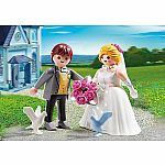 5163 - Bridal Couple Duo Pack